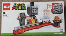 LEGO 71376 Super Mario Thwomp Drop Expansion Set