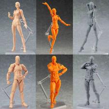 Kai Figma Action Figures