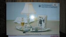 International Silver 7 Piece Vanity Set