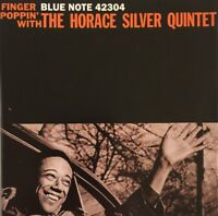 HORACE SILVER FINGER POPPIN' CD BLUE NOTE RVG 2003 1ST CLASS FAST DISPATCH