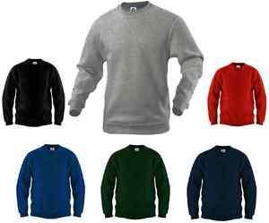 STARWORLD Arbeitspullover Herren Sweat Shirt Pullover Berufsbekleidung