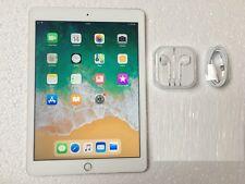 Apple iPad 5th GEN A1822 128GB, Wi-Fi, 9.7in - 2017 Modelo-Plata