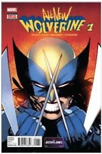 ALL NEW WOLVERINE#1 (1st appearance of Laura Kinney (X-23) as Wolverine)