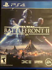 Star Wars Battlefront 2 (PS4) very good condition