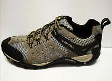 Merrell Accentor Low Trail Hiking Boot Men's Size 11 Boulder/Old Gold