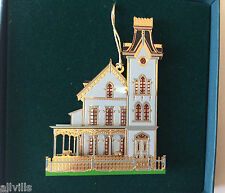The Abbey Ii Cape May Nj 1996 Shelia's 3D Historical Ornament Or027