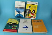5 bolsillos libros de 1954 hasta 1989-sueños + cerebro aerobic + + meteorológico.../s102