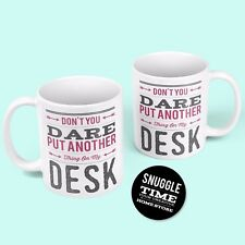 Funny Mug - Office Desk Coffee Mug Funny Mug Tea Home Work Secret Santa ST13