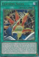 3X YU-GI-OH CARD: CLASHING SOULS - ULTRA RARE - DUSA-EN038 - 1ST EDITION