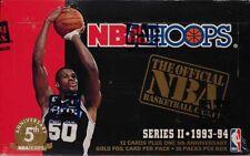 1993 1994 NBA Hoops Basketball SEALED BOX Webber ROOKIE, Michael Jordan PSA 10?