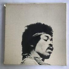 Jimi Hendrix Starportrait 2-LP Box VG/NM German Anthology Vinyl w/Booklet