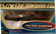 "Thunderbirds The Movie 8"" Hood SUBMARINE Vehicle w Light & Sound Factory Sealed"