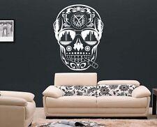 Bonbon Smoking Tätowierung Totenkopf Wandkunst Aufkleber