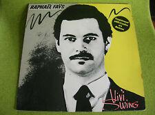 LP RAPHAEL FAYS - VIVI SWING-LIVE LONDRES/ MONTREUX-1982-WEA-FRENCH PRESS 58.478