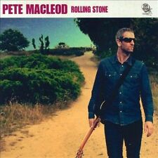 Rolling Stone by Pete Macleod (CD, Nov-2013, 359 Music)