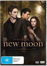 The Twilight Saga=New Moon DVD=KRISTEN STEWART-ROBERT PATTERSON=REGION 4=NEW/SEA
