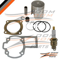 NEW SUZUKI LT 80 LT80 PISTON RINGS GASKETS SPARK PLUG KIT STOCK SIZE 1987-2006