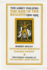 Abbey Theatre:The Rise of the Realists 1910-1915 (Modern Irish Drama)-ExLibrary