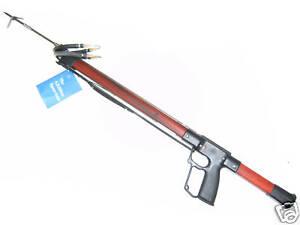 AB Biller Spear Gun Padauk 32 Scuba Free Diving SP32