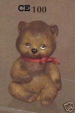 """NEW Ceramic Mold #100 Ceramic Emporium Mold """"Bear """" Not Used"""