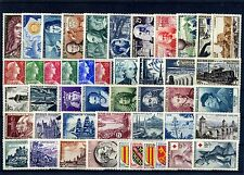 FRANCE ANNEE COMPLETE 1955 NEUF ** SANS CHARNIERE