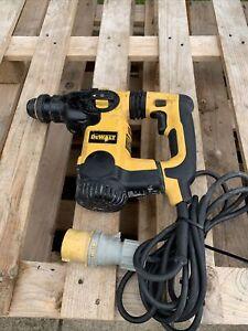 Dewalt D25323 Rotary Hammer Drill SDS