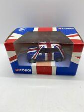 Corgi Mini Cooper Union Flag