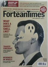 Fortean Times March 2017 What Does A Ghost Smell Like Phenomena FREE SHIPPING sb