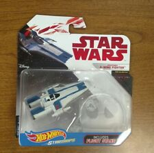 Star Wars Hot Wheels Starships -RESISTANCE  A-Wing Fighter -THE LAST JEDI NEW