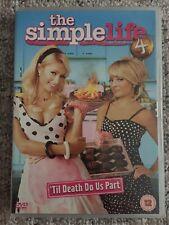 The Simple Life - Series 4 - Complete season  four til death do us part (DVD)