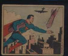 1940 Gum Superman #32 Danger on High  G    57215