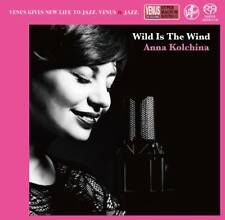 """Anna Kolchina - Wild Is The Wind"" Japan Venus Records Audiophile SACD New"