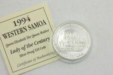 Pièces de monnaie de l'Océanie, de Samoa