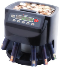Cassida C200 Coin Sorter Counter And Roller