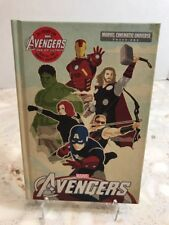 Marvel Cinematic Universe Book Phase One Avengers by Alex Irvine 2015 Hardcover