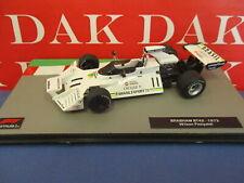 Die cast 1/43 Modellino Auto F1 Brabham BT42 1973 W. Fittipaldi