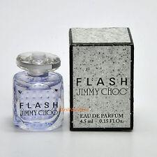 Mini Perfume FLASH Eau de Parfum 4.5 Ml 0.15 Oz Miniature Bottle New in Box