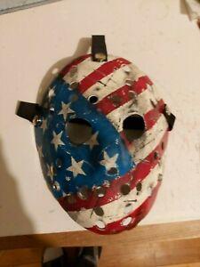 "Masque de hockey vendredi 13 ""the US killer"" Jason"