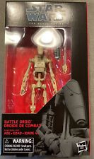 Star Wars The Black Series Battle Droid 6-Inch Action Figure - Dented