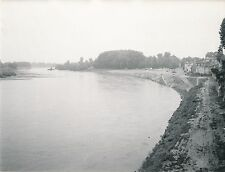 LANGON c. 1960 - Les Bords de La Garonne Gironde - Div 5738