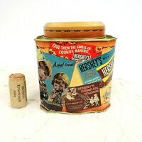 1995 Hershey's Chocolate Vintage Edition #3 Collectible Metal Tin Canister