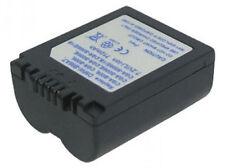 Batterie pour Panasonic Lumix DMC-FZ35 DMC-FZ50 Séries CGR-S006A/1B CGR-S006E/1B
