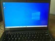 New listing Lenovo Thinkpad T450s i5-5200U @2.2 Ghz 12Gb Ram 512Gb Ssd Win 10 Webcam