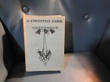 A Christmas Carol by Charles Dickens 1933 Illustrated by ARTHUR RACKHAM Plates
