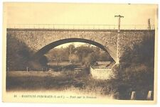 CPA 35 - MARTIGNE-FERCHAUD (Ille et Vilaine) - 21. Pont sur le Semnon