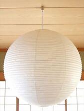 ISAMU NOGUCHI AKARI 75A Pendant Shade Japanese Washi Paper Japan Made F/S Japan