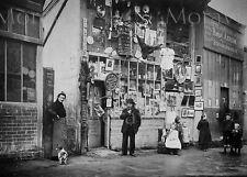"""Photographie,  """"Le Marché-aux-puces de Saint-Ouen"""",  1921     /    15 x 20"""