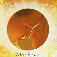 Mantra Woman by Madhava - spiritual Indian music NEW CD