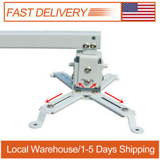 Portable Universal Projector Bracket for Projector Wall/Ceiling Extendable Stand