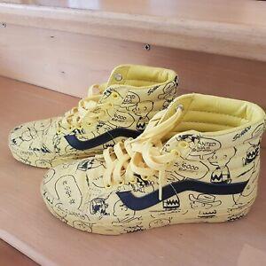 Peanuts Vans